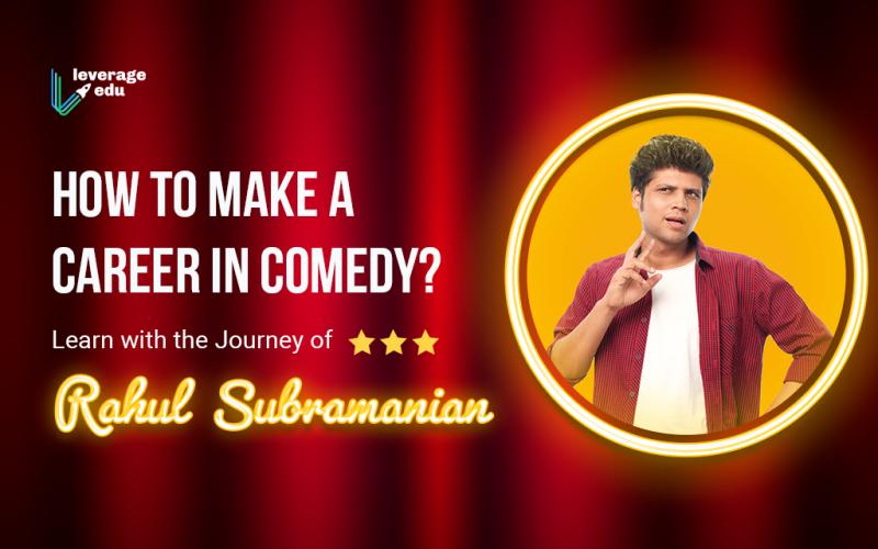 Career in Comedy