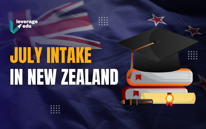July Intake in New Zealand