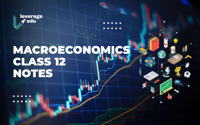 Macroeconomics Class 12 Notes