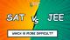 SAT vs JEE