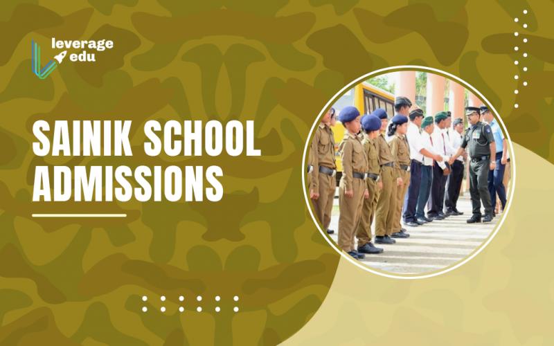 Sainik School Admissions