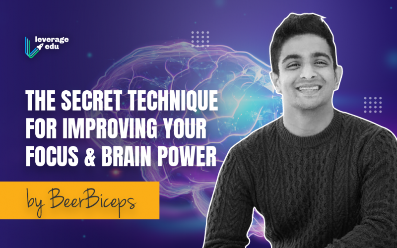 How To Improve Your Focus And Brainpower