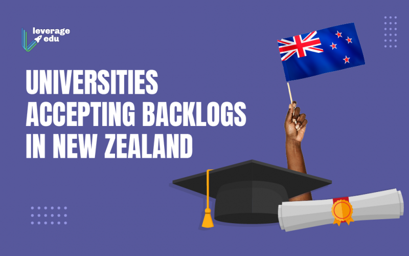Universities Accepting Backlogs in New Zealand