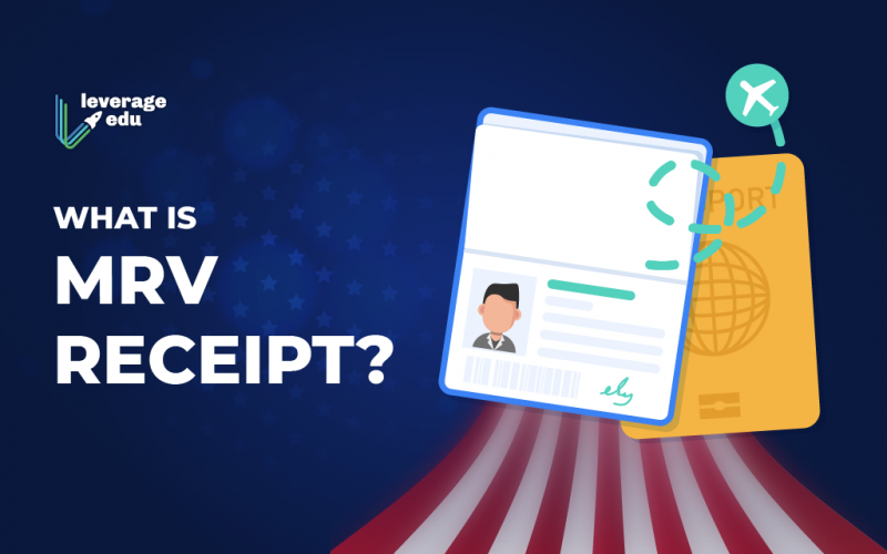 What is MRV Receipt
