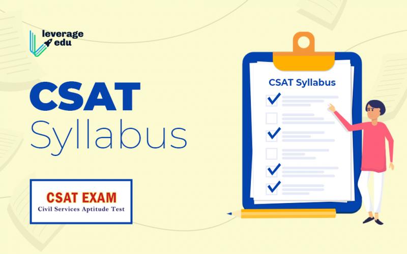 CSAT Syllabus