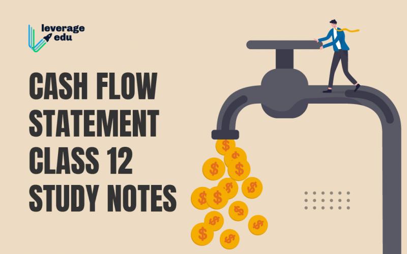 Cash Flow Statement Class 12