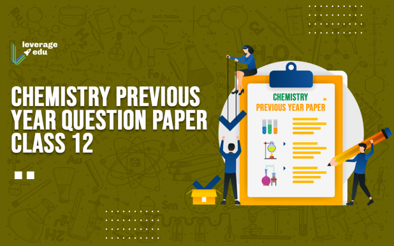 Chemistry Previous Year Question Paper Class 12