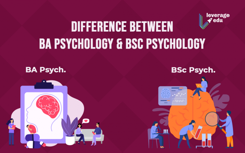 Difference Between BA Psychology and BSc Psychology