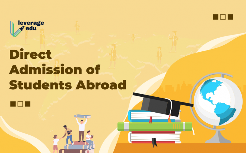 DASA - Direct Admission of Students Abroad