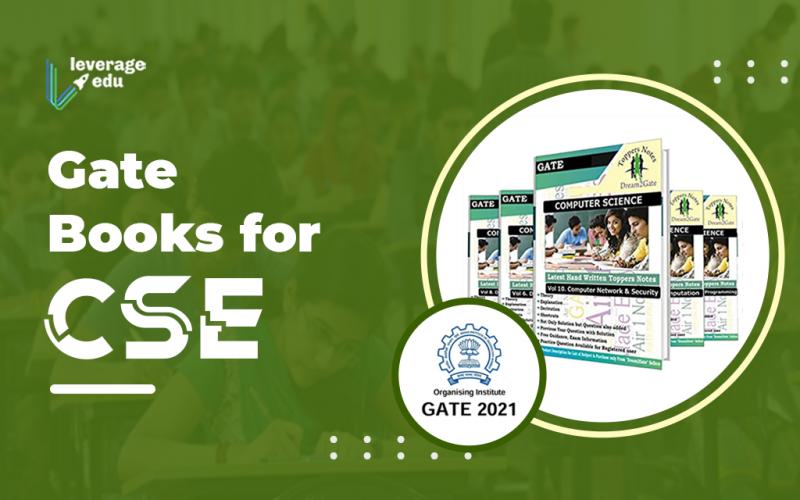GATE Books for CSE