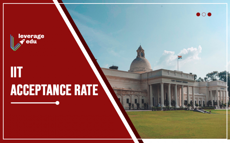IIT Acceptance Rate