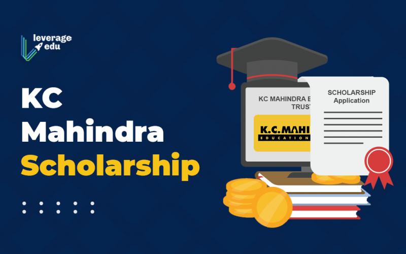 KC Aahindra Scholarship