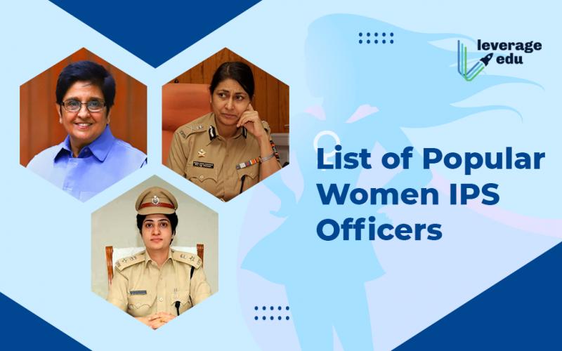 Women IPS Officer