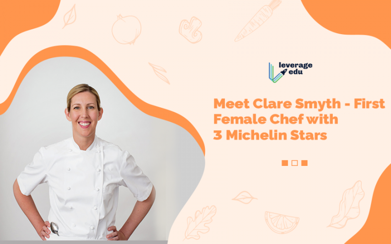 Meet Clare Smyth - First Female Chef with 3 Michelin Stars
