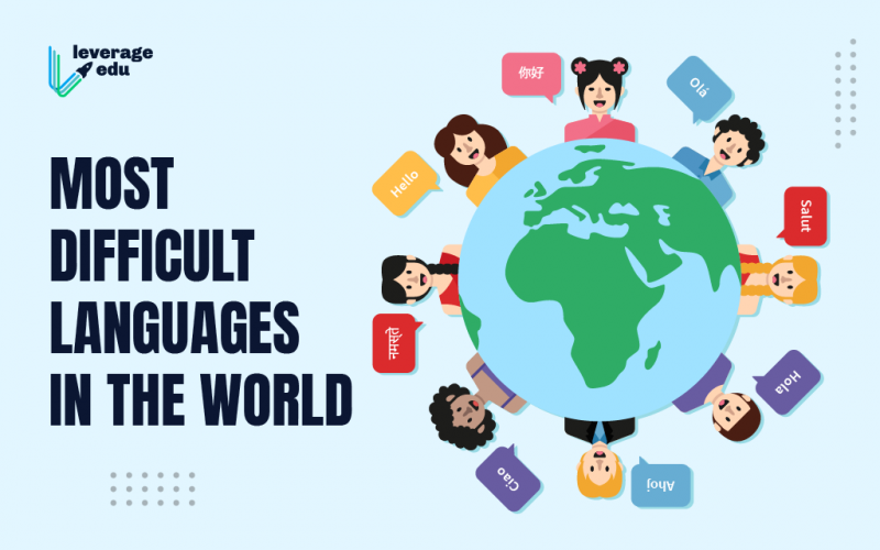 Most Difficult Languages