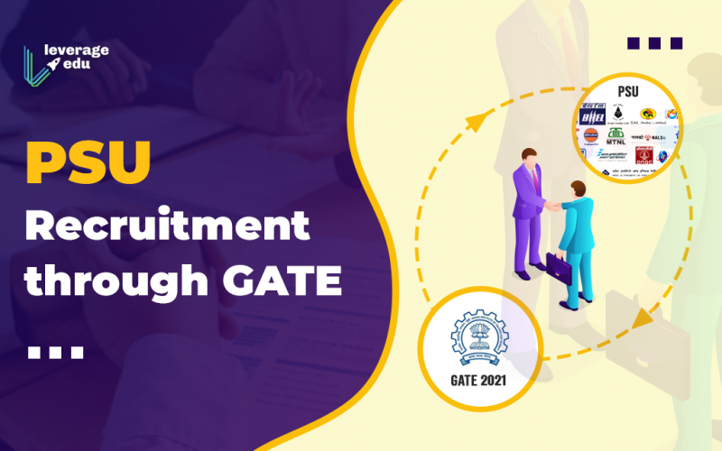 PSU Recruitment Through GATE
