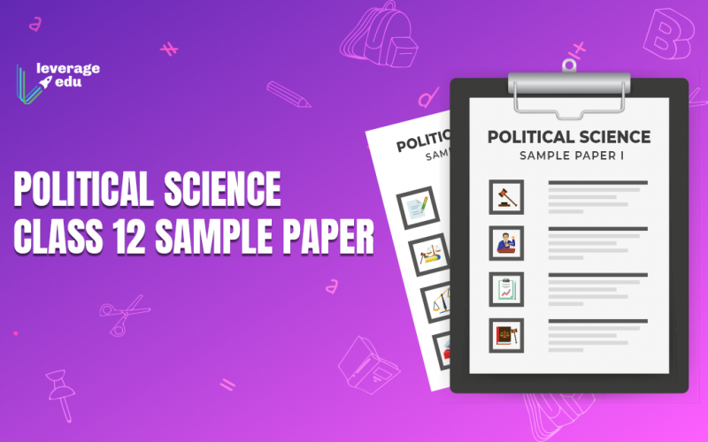 Political science class 12 sample paper