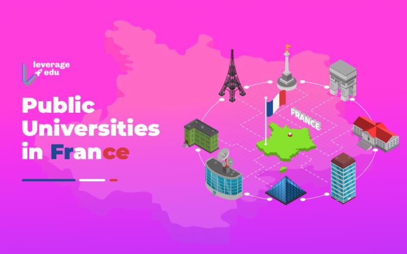 Public Universities in France