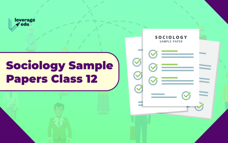 Sociology Sample Papers class 12