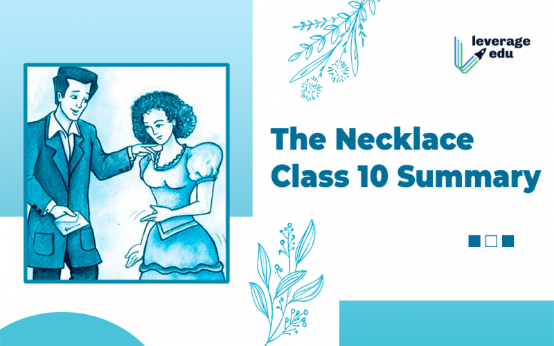 The Necklace Class 10