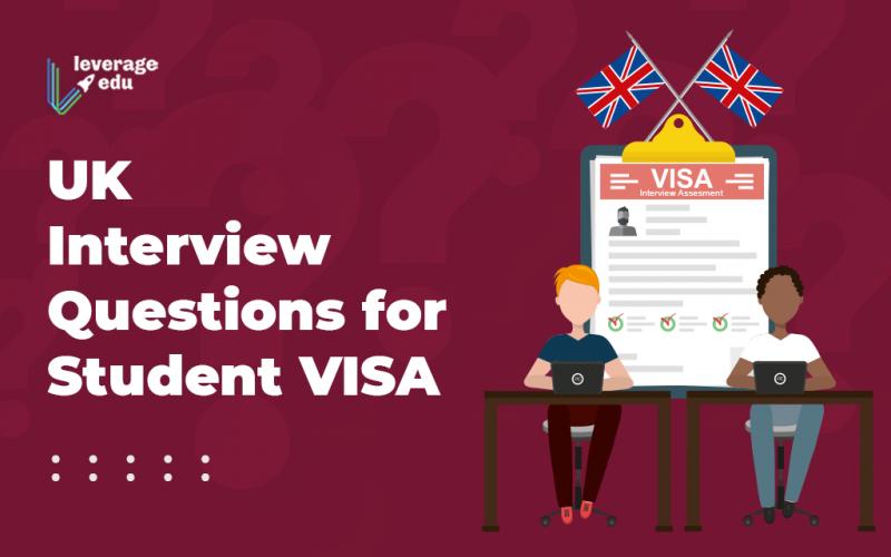 UK Student Visa Questions