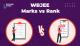 WBJEE Marks vs Rank