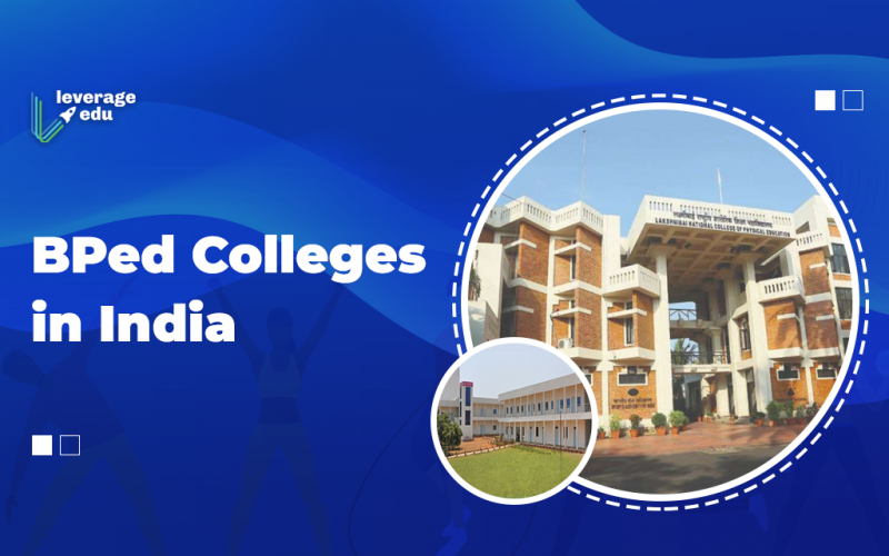 Bped Colleges in India