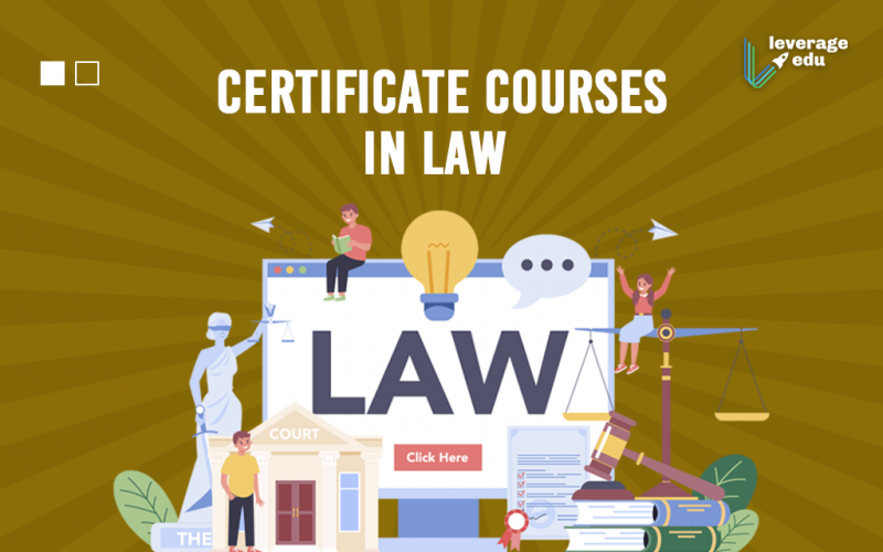 Certificate Courses in Law