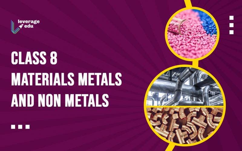 Class 8 Materials Metals and Non-metals