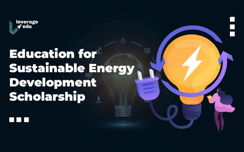 ESED - Education for Sustainable Energy Development Scholarship