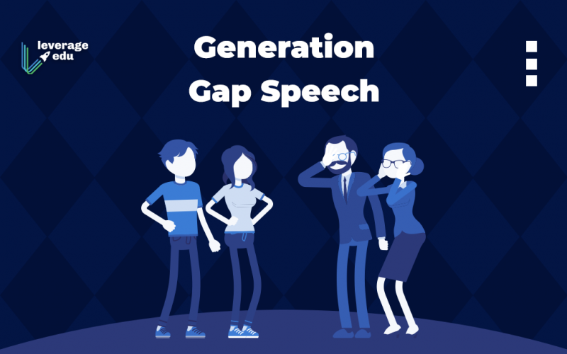 Generation Gap Speech
