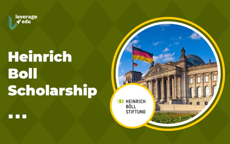 Heinrich Boil Scholarship