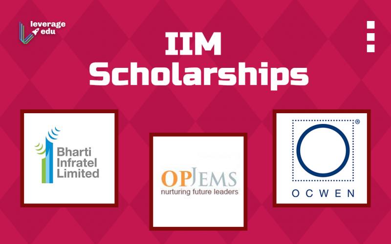 IIM Scholarships