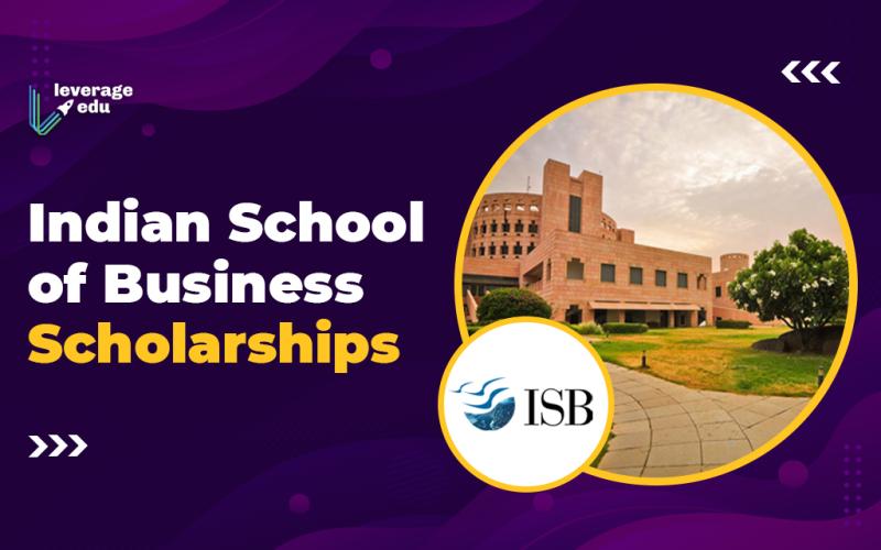 Indian School of Business Scholarship