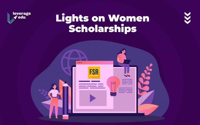 Lights on Women scholarships