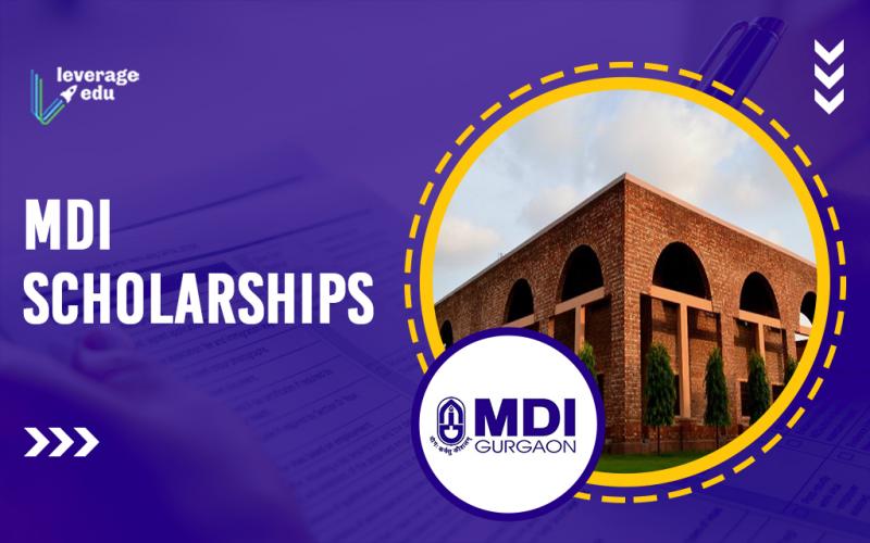 MDI Scholarships