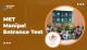 MET - Manipal Entrance Test
