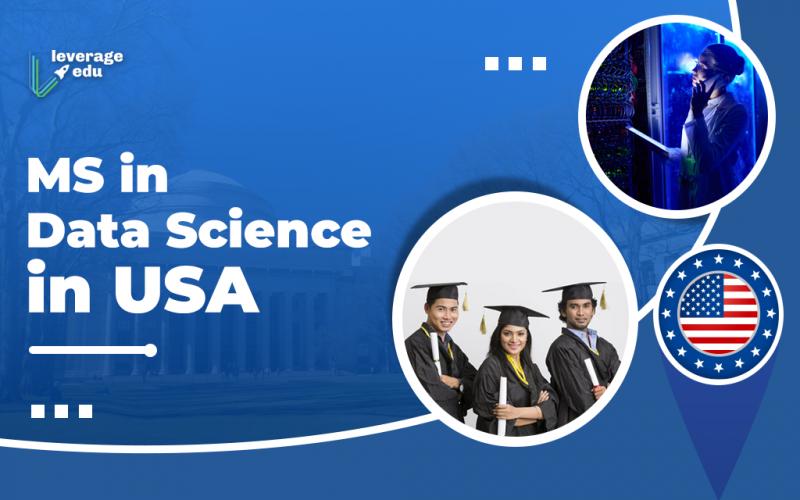 MS in Data Science in USA