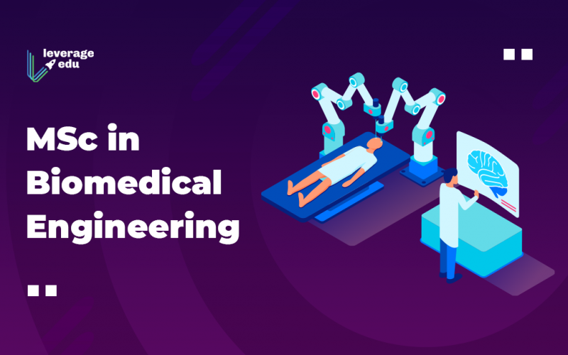 MSc in Biomedical Engineering