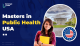 Masters in Public Health USA