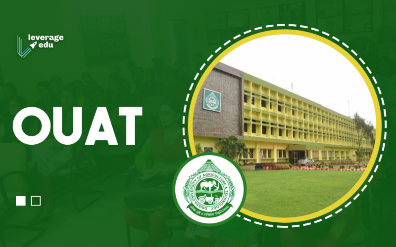OUAT - Orissa University of Agriculture and Technology