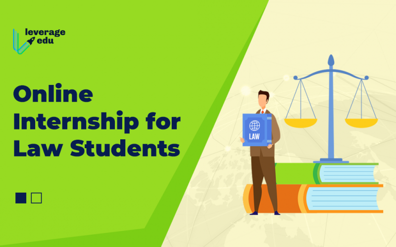 Online Internship for Law Students