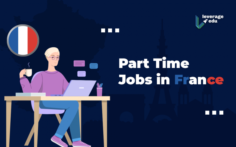Part Time Jobs in France
