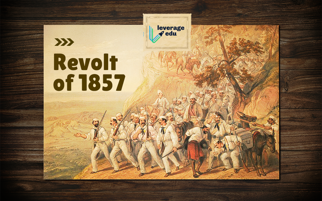 Comment on Revolt of 1857 by Team Leverage Edu