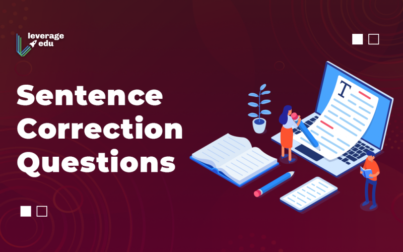 Sentence Correction Questions