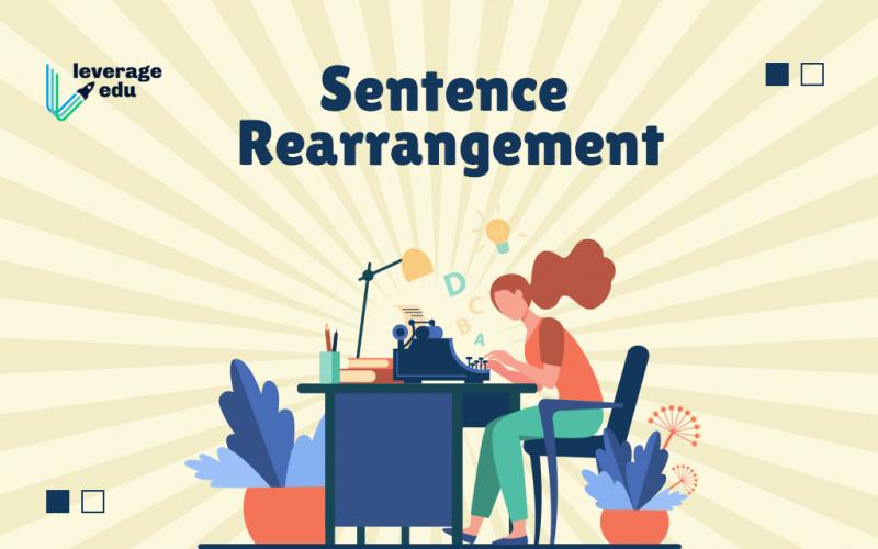 Sentence Rearrangement