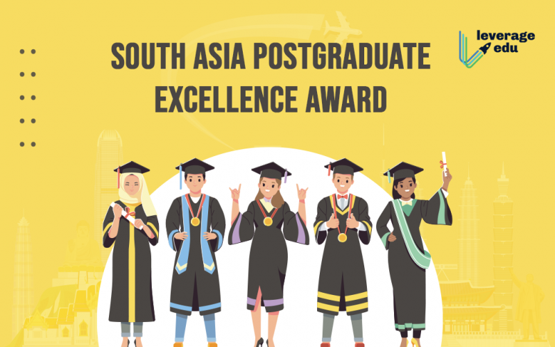 South Asia Postgraduate Excellence Award