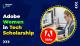 Adobe Women in Tech Scholarship