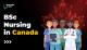 BSc Nursing in Canada