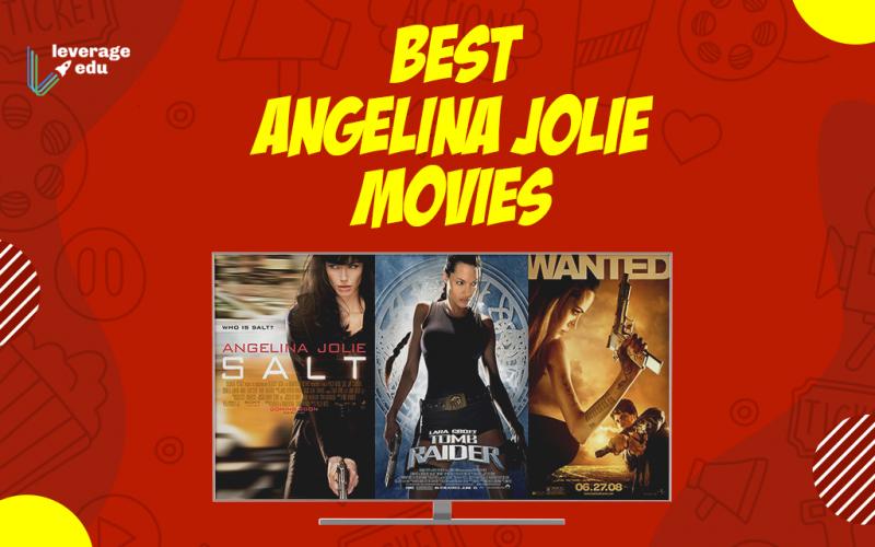 Best Angelina Jolie Movies